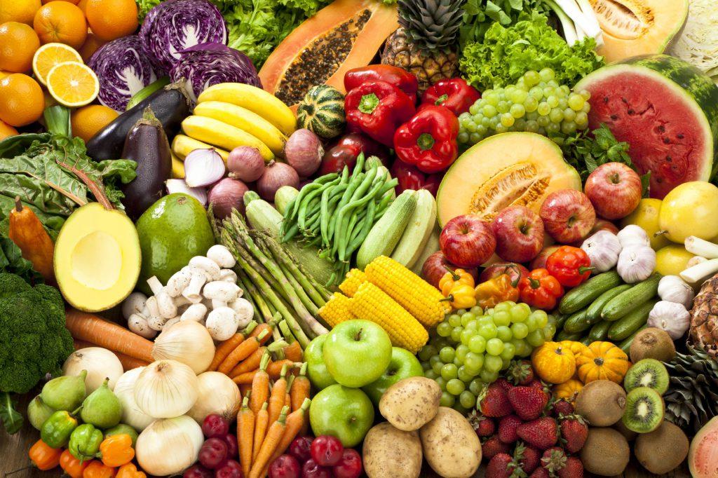 dieta na warzywach
