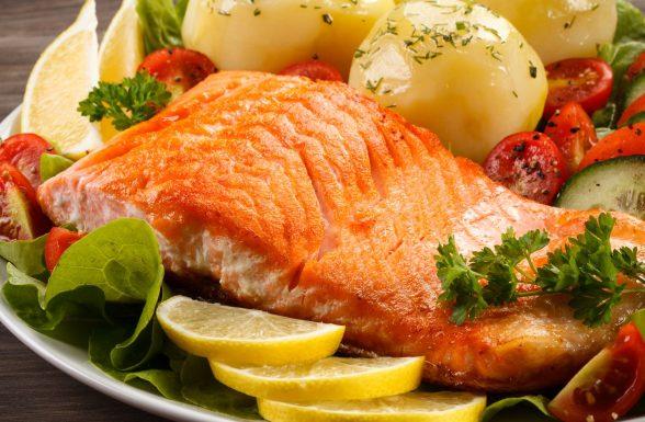 Czy twoje osobiste menu zawiera produkty rybne?