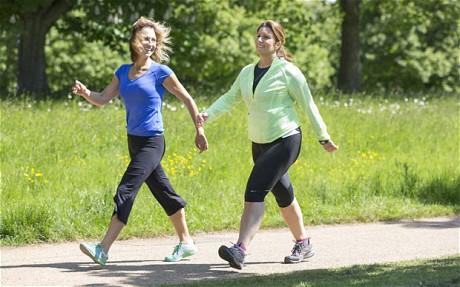 Szybki chód jako alternatywa dla biegania
