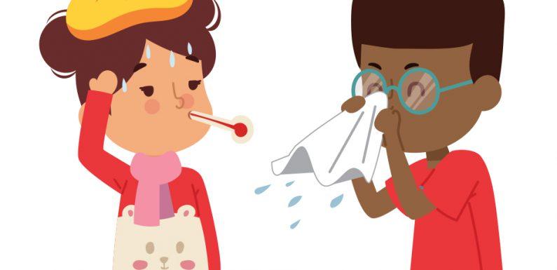 Jak nie dać się grypie i przeziębieniom