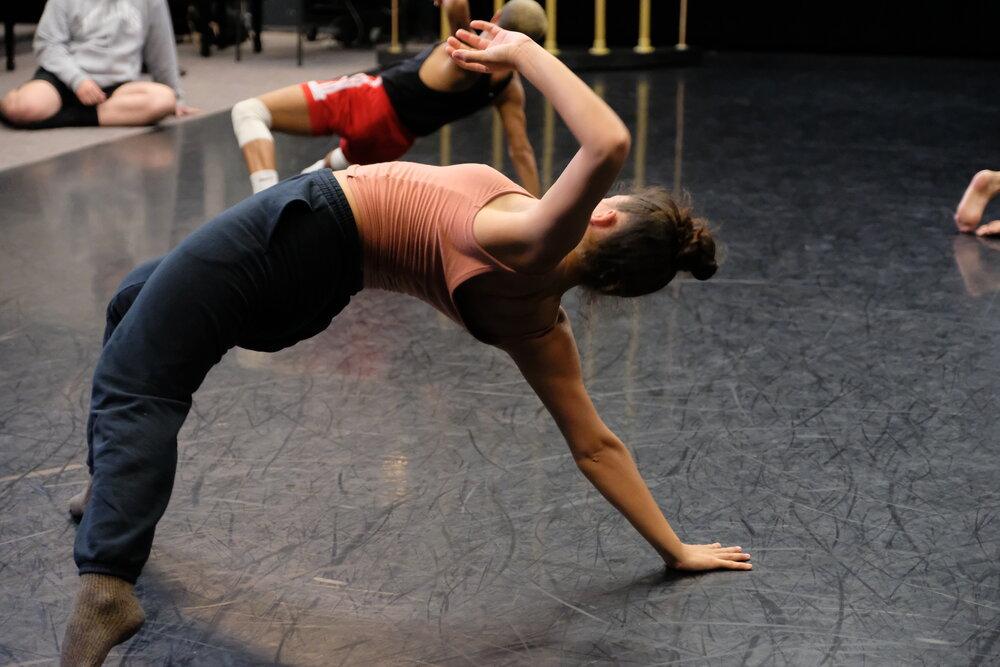 taniec zdrowie
