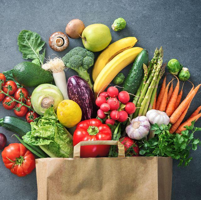 warzywa i owoce zdrowie