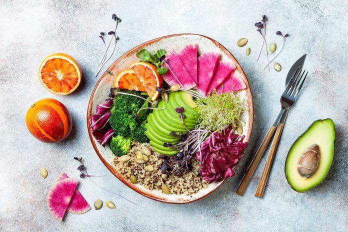 Dieta wegańska fakty