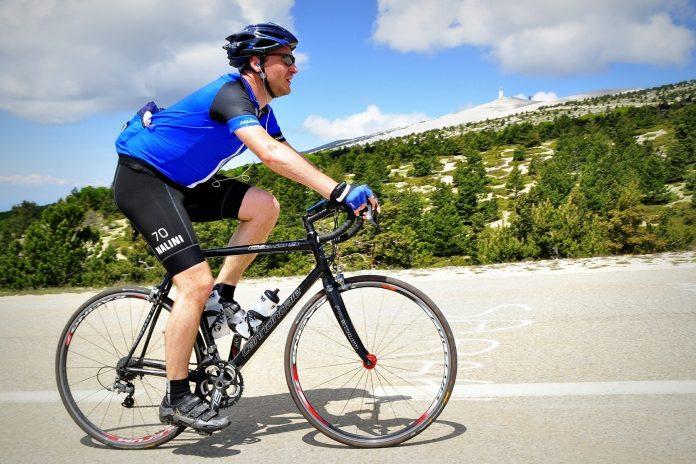 męskie spodnie rowerowe zdjęcie