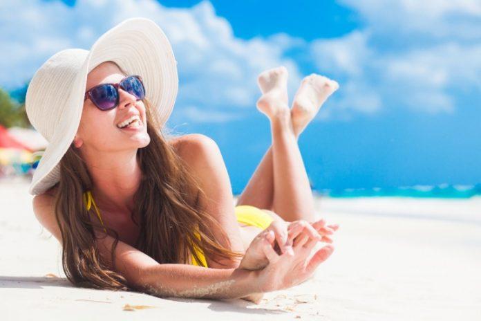 zdrowa ochrona skóry latem