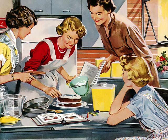 domowe gotowanie