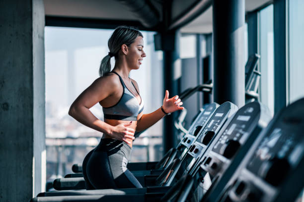 kobieta siłownia ważne