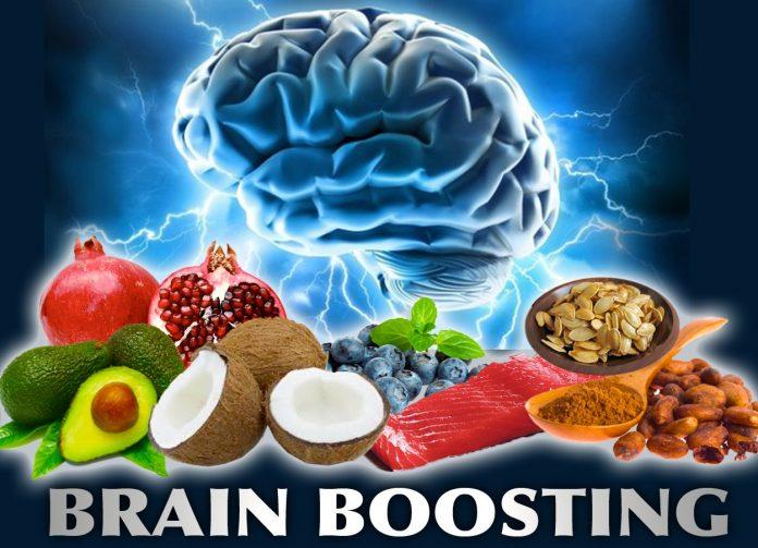 dieta i koncentracja jedzenie mózg