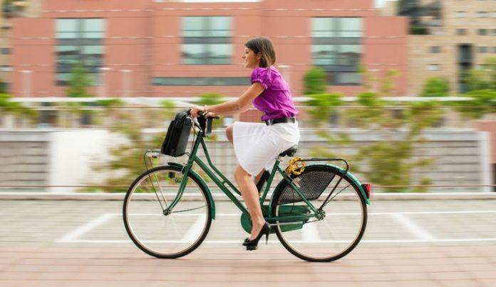 rowerem do pracy jak to?