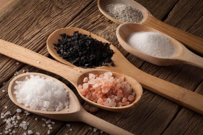wybór soli