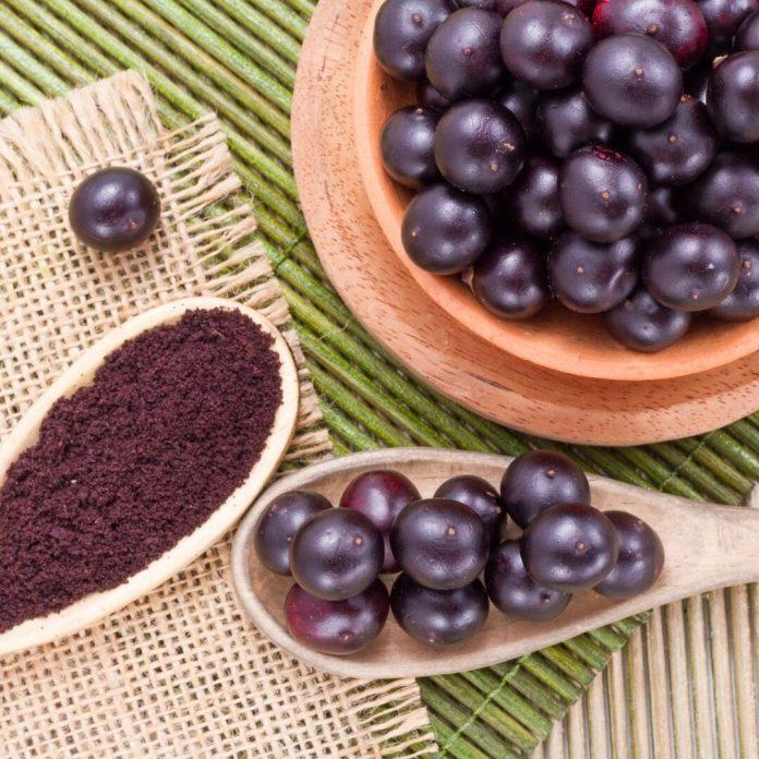 jagody acai najlepsze na zdrowie - bądź zdrowszy!