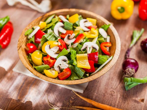 jak więcej jeść warzyw?